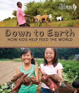 Cover Down to Earth