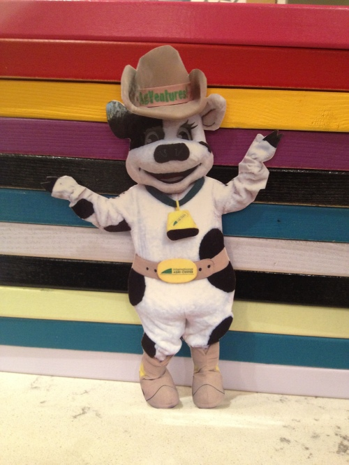 Aggie the Cow
