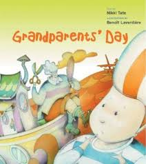 grandparents day cover