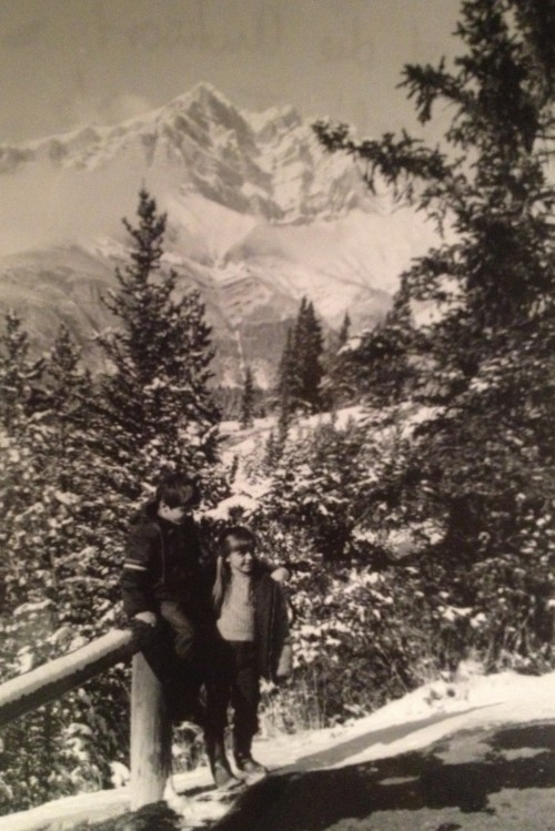 My Bliss - Banff, Circa 1970