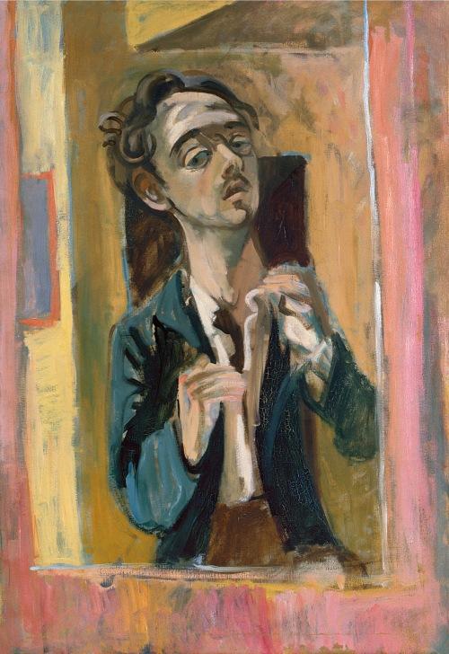 Endre_Rozsda_-_Autoportrait_(1939)