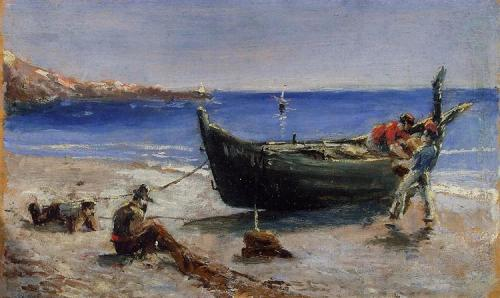 Lautrec fishing-boat-1880