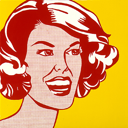 Lichtenstein head-red-and-yellow-1962(1)