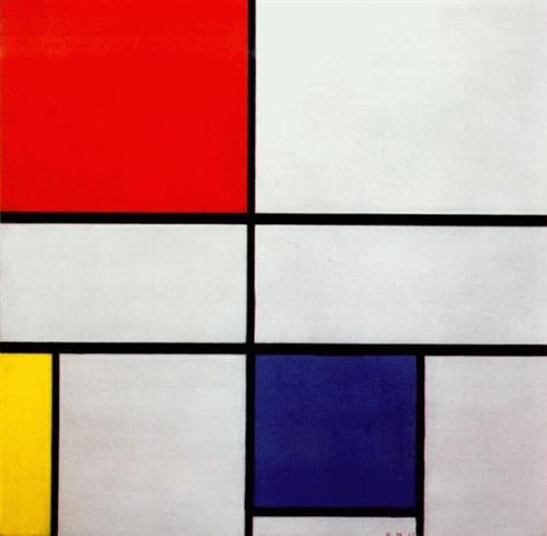Mondrian composition-c-no-iii-with-red-yellow-and-blue-1935.jpg!Large