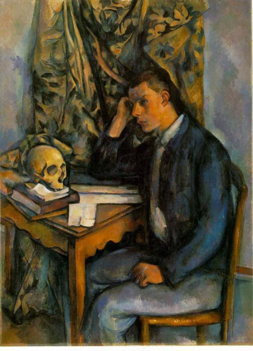 Paul_Cézanne_-_Young_Man_With_a_Skull
