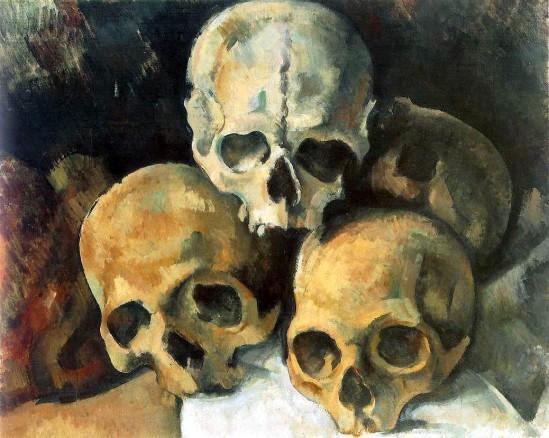 Paul_Cézanne,_Pyramid_of_Skulls,_c._1901