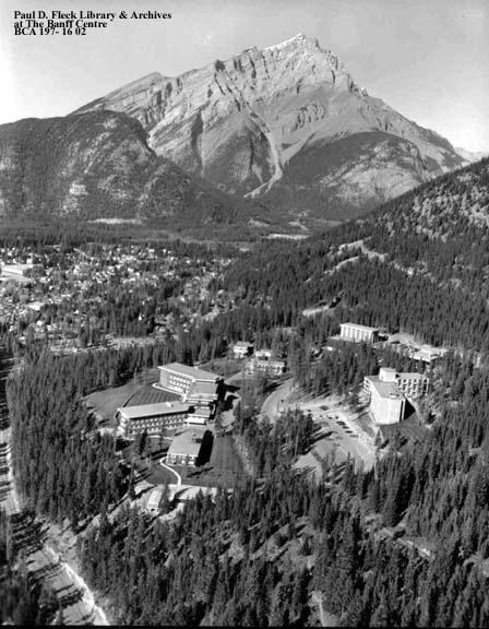 BCA197-1602 Banff School 1970ish