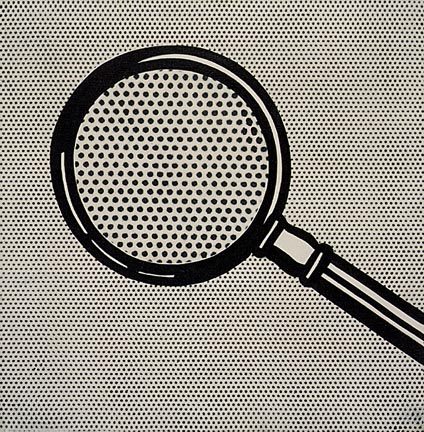 Roy Lichtenstein magnifying-glass-1963(1).jpeg